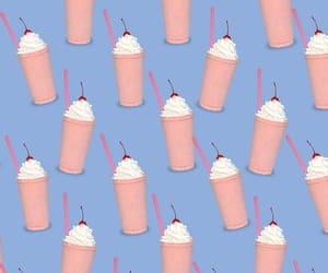 Bebidas, milk, and pink image
