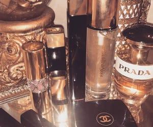 Prada, makeup, and chanel image