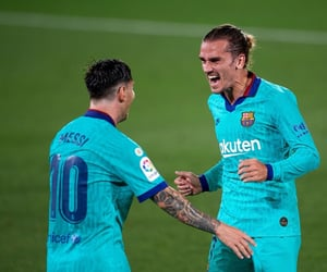 Barca, MG, and griezmann image
