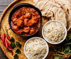 food, indian food, and malta image