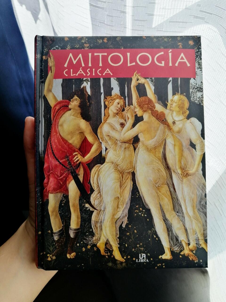 mitologia, leer, and romana image