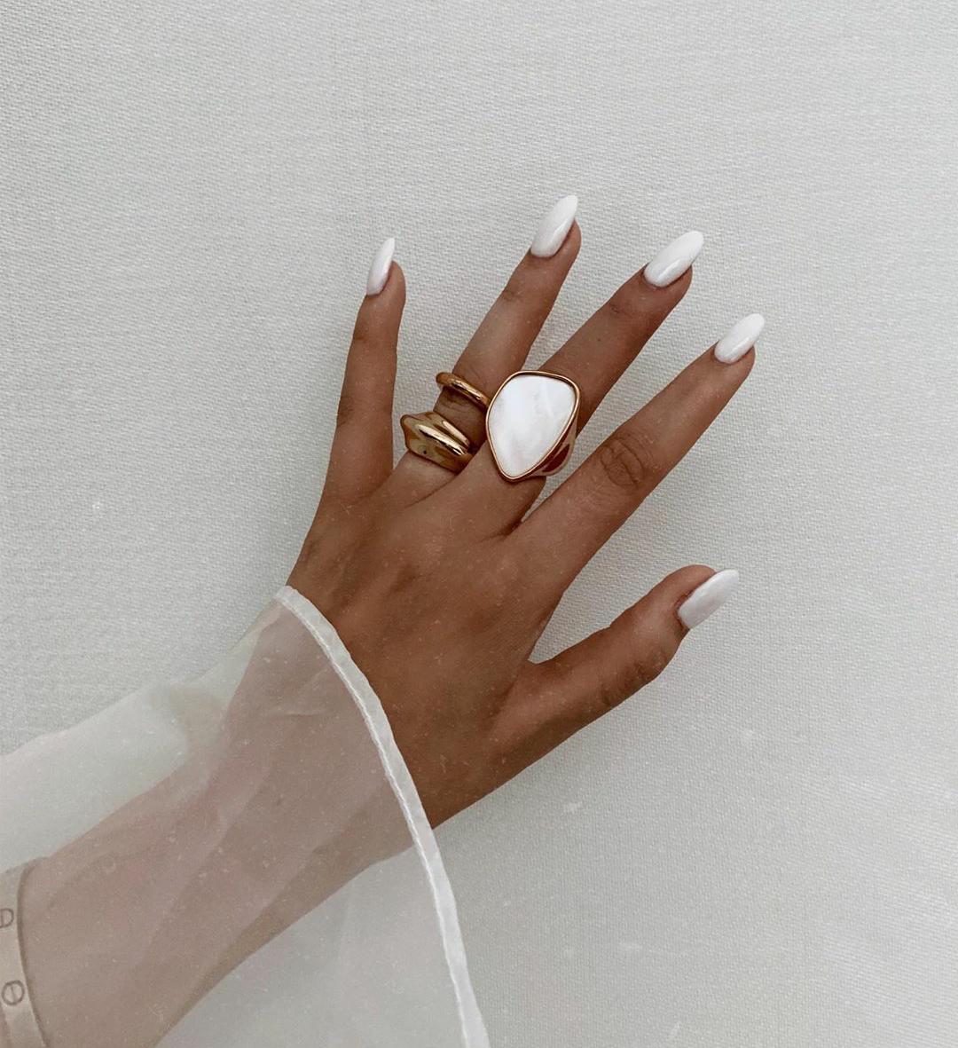 article, pink nails, and nails art image