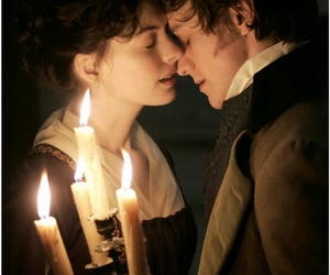 becoming jane, Anne Hathaway, and james mcavoy image