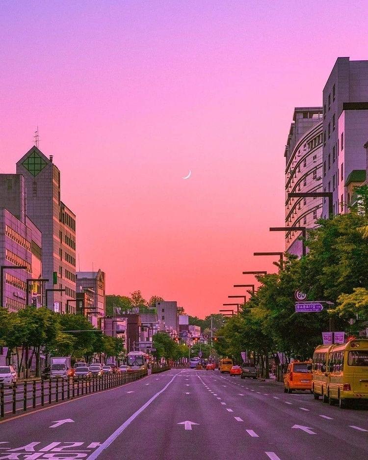 aesthetics, beautiful, and city image