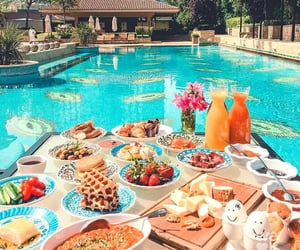 breakfast, beautiful, and photography image