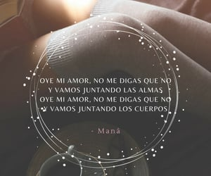 body, letra, and frase image