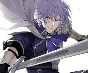 anime, boy, and fantasy image