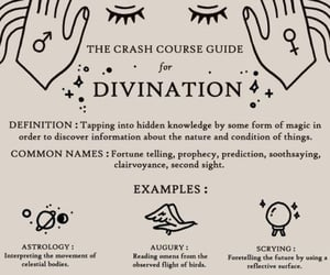 astrology, divination, and fortune telling image