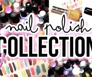 beauty, makeup, and nail polish image