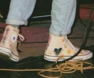 grunge, converse, and aesthetic image