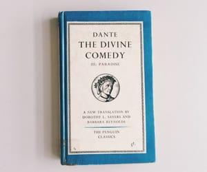 book, Dante, and the divine comedy image