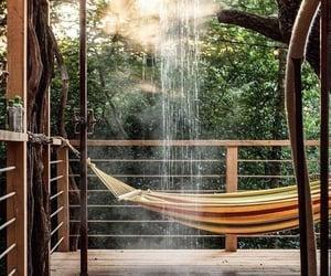 hammock, photography, and travel image