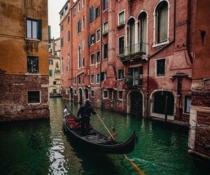architecture, boat, and cityscape image