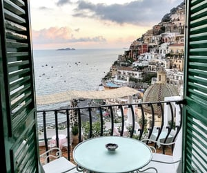italy, sunrise, and places image