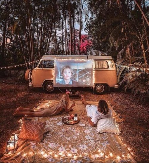 movie, couple, and travel image