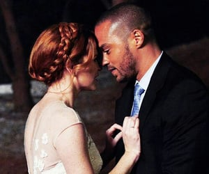 april, grey's anatomy, and japril image