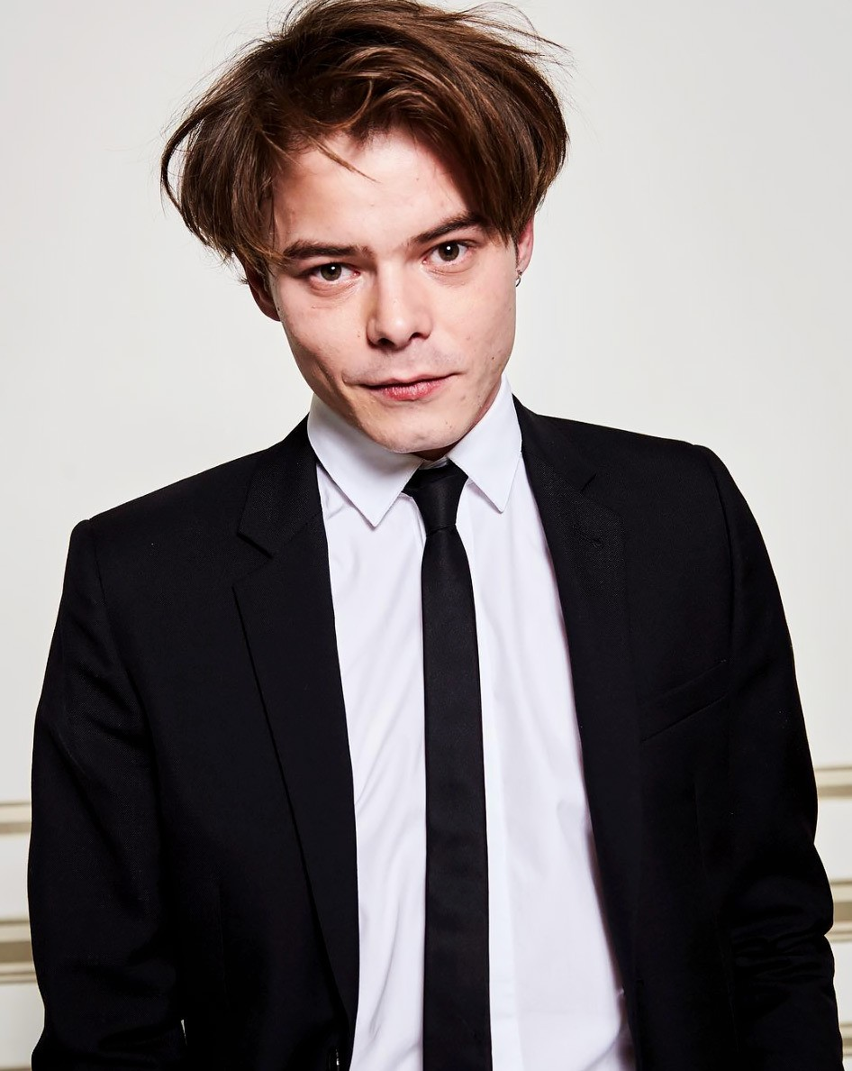 actor, celebrity, and charlie heaton image