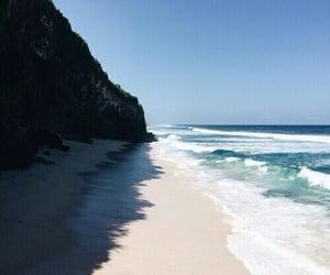 beach and beautiful image