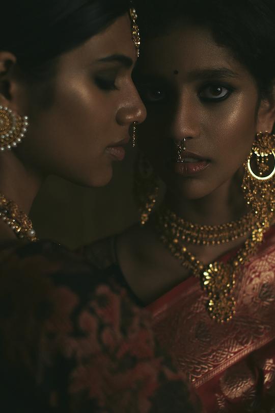dark academia, the palace of gold, and amrapali jewels image