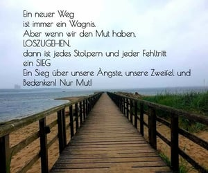 angst, spruch, and deutsch image