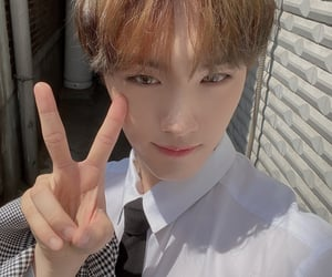 selca, cix, and hyunsuk image
