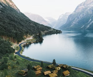 norway, travel photography, and commercial photography image