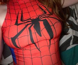 disney, ginger, and Marvel image