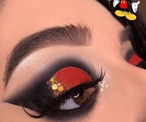 beauty, makeup, and disney image