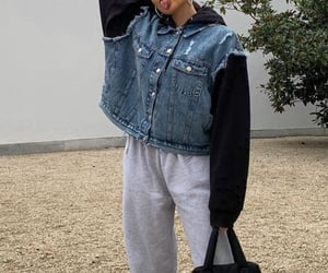 aesthetic, casual, and clothes image