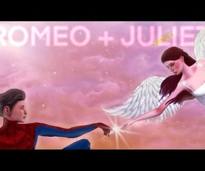 Baz Luhrmann, Romeo + Juliet, and romeo and juliet image
