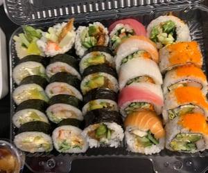 sushi and sushisms image