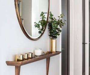 home, mirrors, and interior inspiration image