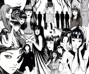 girls and japanese image
