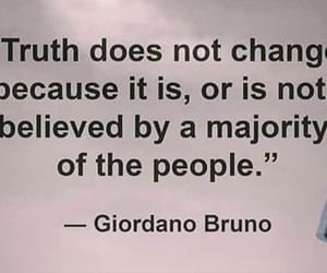 quote, quotes, and truth image