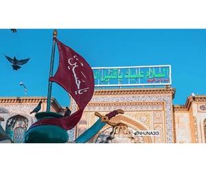 محرّم, الحسين ع, and كربﻻء image