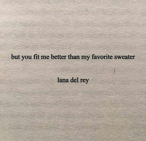 lyric and lana del rey image
