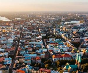 city, goals, and helsinki image