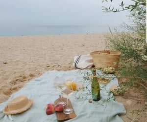 picnic, travel, and trips image