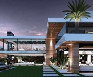 design, house, and luxury image
