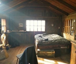 authentic, camp, and interiors image