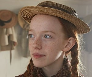 anne with an e and anne shirley image