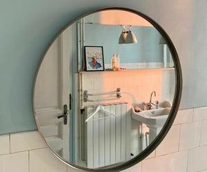 bathroom, beautiful, and blue image