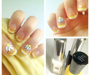 adorable, pretty, and daisies image
