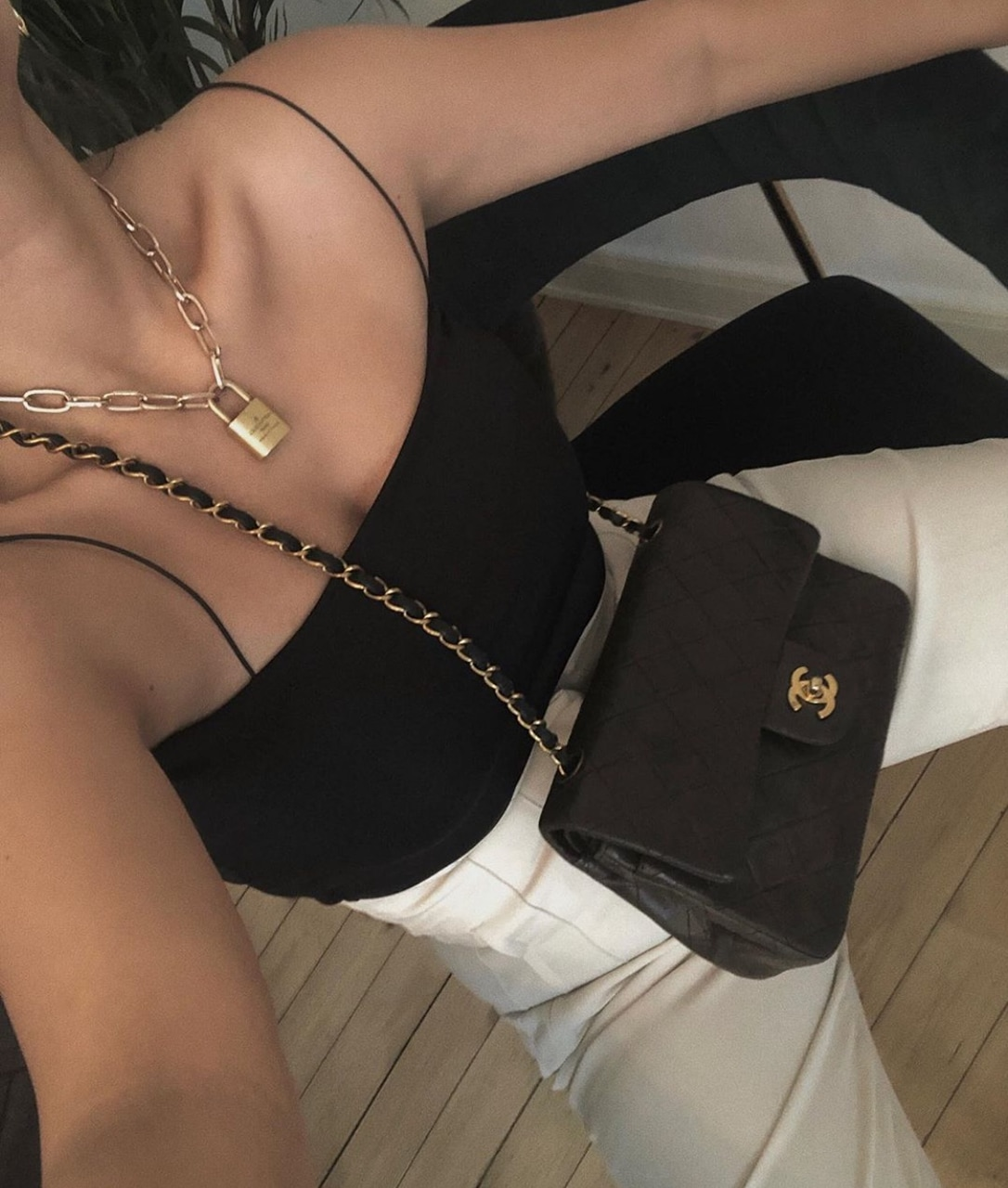 accessories, aesthetic, and chanel image