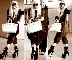 Lady gaga and fashion image