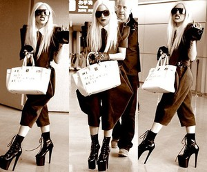 Lady gaga and fashion image