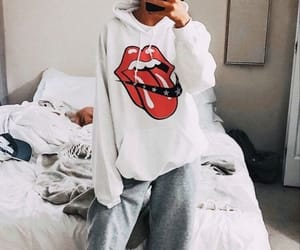 fashion, hair, and ootd image