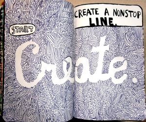 create, line, and this image