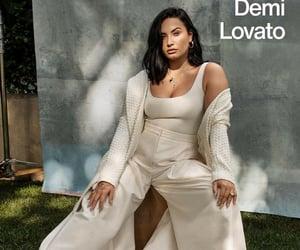 Demi Lovato X Bustle