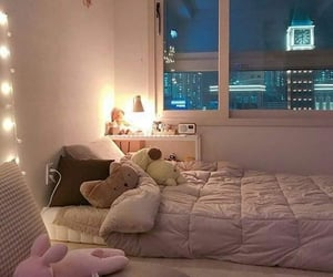 bedrooms, room, and decor image